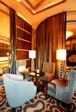 Café interior moderno Imagens de Stock