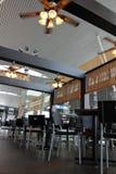 Café interno Imagem de Stock Royalty Free