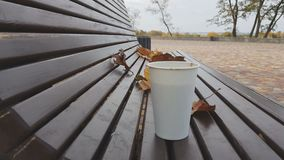 Café a ir no banco filme