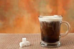 Café irlandês Fotografia de Stock