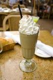 Café irlandês Fotos de Stock Royalty Free