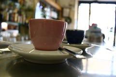 Café italiano Foto de archivo libre de regalías