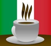 Café italien Illustration Libre de Droits