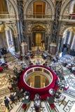 Café, Kunsthistorisches Art Museum histórico foto de stock