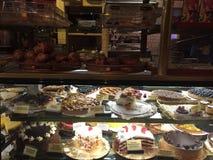 Café Lalo en New York City Fotografía de archivo
