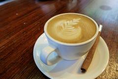 Café Latte Photo libre de droits