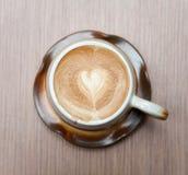 Café Latte Foto de Stock Royalty Free