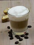 Café Latte Imágenes de archivo libres de regalías