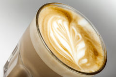 Café Latte Fotos de Stock Royalty Free