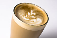 Café Latte image libre de droits