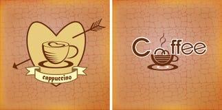 Café menú libre illustration