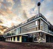 Café Moskau, Berlin Photos libres de droits