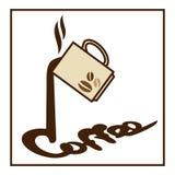 Café mug Imagen de archivo libre de regalías