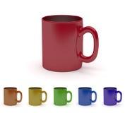 Café mug Photos libres de droits