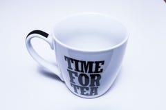 Café mug Imagem de Stock Royalty Free