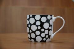 Café mug foto de archivo libre de regalías
