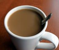 Café mug Image libre de droits