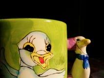 Café mug Imagem de Stock