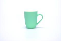 Café mug Photographie stock
