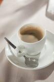 Café na manhã Fotos de Stock
