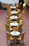 Café na moda Fotos de Stock