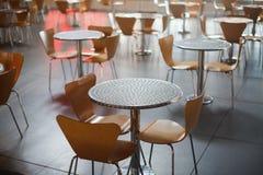 Café no aeroporto Foto de Stock