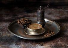 Café no estilo oriental Foto de Stock Royalty Free