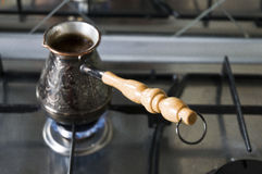 Café no turco fotos de stock royalty free
