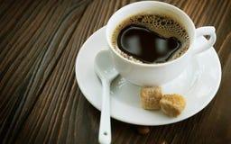 Café noir Images libres de droits
