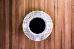 Café noir Photos stock