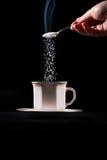 Café o te caliente Imagen de archivo libre de regalías