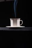 Café o te caliente Foto de archivo