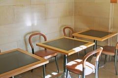 Café ocasional Foto de archivo