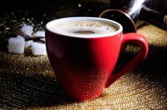 Café organique d'élite Photographie stock libre de droits