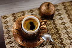 Café oriental Fotografía de archivo libre de regalías
