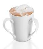 Café para dos Imagenes de archivo