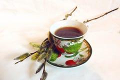 Café para el desayuno Foto de archivo libre de regalías