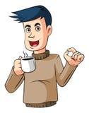 Café potable Photo libre de droits
