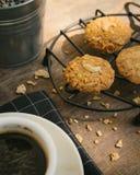 Café pour le petit déjeuner Image libre de droits
