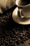 Café preto Imagens de Stock Royalty Free