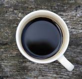 Café preto Foto de Stock