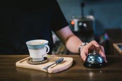 Café pronto foto de stock