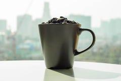 Café puro Fotografía de archivo libre de regalías
