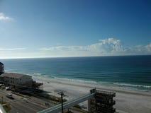 Café que negligencia o Golfo do México fotos de stock royalty free
