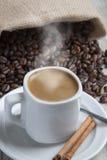 Café quente Imagens de Stock Royalty Free