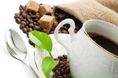 Café quente. Imagem de Stock Royalty Free