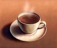 Café quente Fotos de Stock
