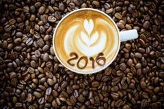 Café quente Fotografia de Stock Royalty Free