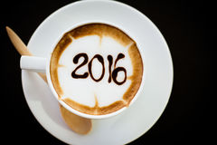 Café quente Imagem de Stock