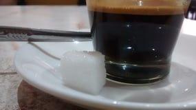 Café rabat Marrocos do tempo Foto de Stock Royalty Free